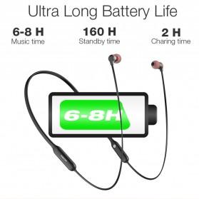 Dacom L06 Earphone Bluetooth Sport dengan Microphone - Black - 2