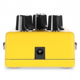 NUX Pedal Efek Gitar True Bypass - CH-3 - Yellow - 4