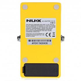 NUX Pedal Efek Gitar True Bypass - CH-3 - Yellow - 5