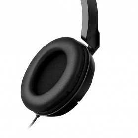 Edifier Powerful Headphones Noise Isolating HIFI with Mic - H841P - Black - 4