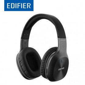 EDIFIER Wireless Stereo Bluetooth Headphone with Mic - W800BT - Black