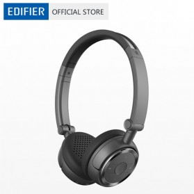 EDIFIER Wireless Stereo Bluetooth Headphone with Mic - W675BT - Gray