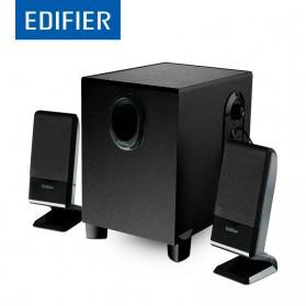 Edifier Multimedia Speaker Stereo 2.1 with Subwoofer - R101V - Black