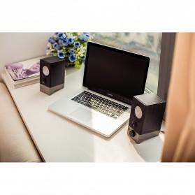 Edifier Multimedia Speaker Stereo 2.0 4W USB Sound Card - R19U - Black - 10