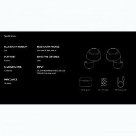 Edifier True Wireless Bluetooth Earbuds - TWS1 - Black - 6