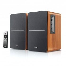 Edifier Active 2.0 Bookshelf Speaker Set - R1280Ts - Brown