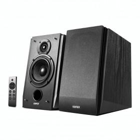 Edifier Active 2.0 Bluetooth Bookshelf Speaker Set - R1855DB - Matte Black