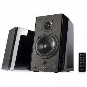 Edifier Active 2.0 Bluetooth Bookshelf Speaker Set - R2000DB - Black