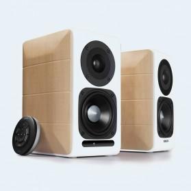 Edifier Hi-Res Audio Certified Active 2.0 Bluetooth Bookshelf Speakers - S880DB - White