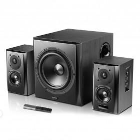 Edifier 2.1 Active Bluetooth Multimedia Speaker System - S351DB - Black