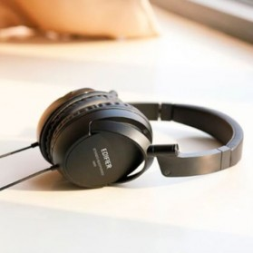 Edifier Headphone Monitoring Fully Enclosed Noise Isolating - H840 - Black - 6
