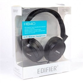 Edifier Headphone Monitoring Fully Enclosed Noise Isolating - H840 - Black - 7