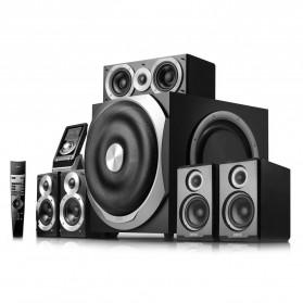 Edifier 5.1 Active Multimedia Speaker System - S760D - Black