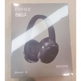 Edifier Bluetooth Headphone Headset Active Noise Cancelling - W860NB - Black - 8