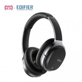 Edifier Bluetooth Headphone Headset Active Noise Cancelling - W860NB - Black - 1