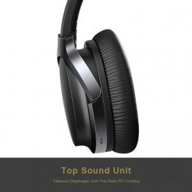 Edifier Bluetooth Headphone Headset Active Noise Cancelling - W860NB - Black - 2