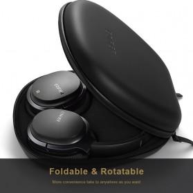 Edifier Bluetooth Headphone Headset Active Noise Cancelling - W860NB - Black - 3
