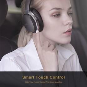 Edifier Bluetooth Headphone Headset Active Noise Cancelling - W860NB - Black - 6