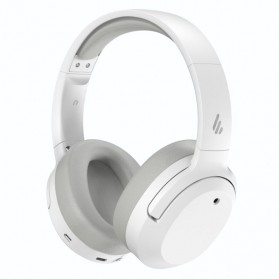Edifier Bluetooth Headphone Headset Active Noise Cancelling - W820NB - White