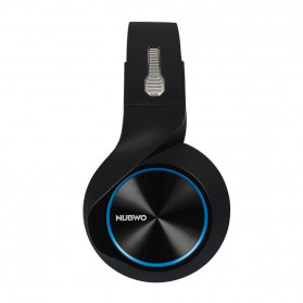 NUBWO Gaming Headphone Headset LED 7.1 Sound Channel with Microphone - N11 - Black - 3