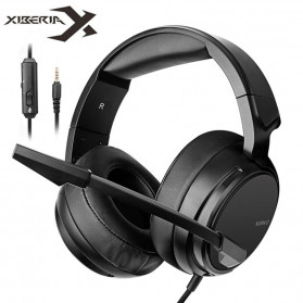 NUBWO Gaming Headphone Headset with Microphone - N12 - Black - 1