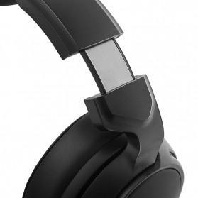 NUBWO Xiberia Gaming Headphone Headset LED 7.1 Sound Channel USB with Microphone - V20U - Black - 4