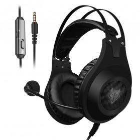 NUBWO Gaming Headphone Headset with Microphone - N2 - Black - 1
