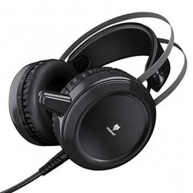 NUBWO Gaming Headphone Headset 3.5mm with Microphone - N1 - Black - 3