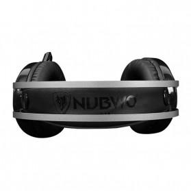 NUBWO Gaming Headphone Headset 3.5mm with Microphone - N1 - Black - 6