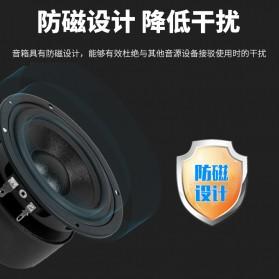 EARSON Multimedia Speaker Stereo 2.1 30W with Subwoofer - ER-2537 - Black - 6