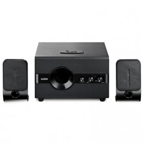 EARSON Multimedia Bluetooth Speaker Stereo 2.1 12W with Subwoofer - ER-220 - Black - 2
