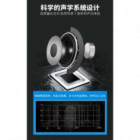 EARSON Multimedia Bluetooth Speaker Stereo 2.1 25W with Subwoofer - ER-2809 - Black - 7