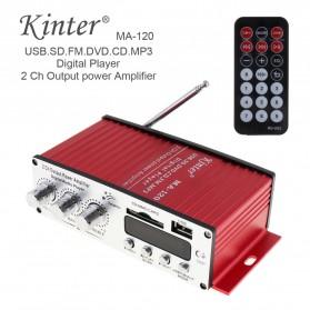 Kinter Amplifier Speaker 2 channel 20W - MA120 - Red