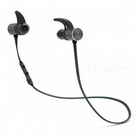 Plextone Earphone Bluetooth Sporty - BX343 - Black - 1