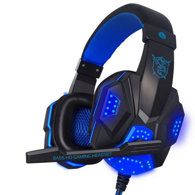 Gaming Headphones Bass