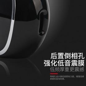 BONKS Multimedia Speaker Stereo 2.0 10W - DX18 - Black - 6