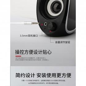 BONKS Multimedia Speaker Stereo 2.0 10W - DX18 - Black - 7