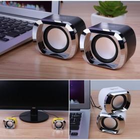 BONKS Multimedia Speaker Stereo 2.0 3W - DX12 - Black - 4