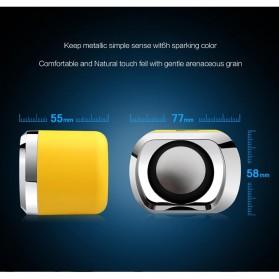 BONKS Multimedia Speaker Stereo 2.0 3W - DX12 - Black - 5