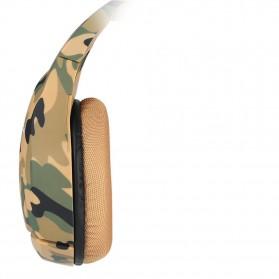 ONIKUMA Gaming Headset Super Bass with Microphone - K1-B - Yellow - 9