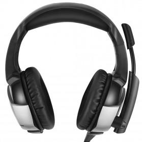 ONIKUMA Gaming Headset Super Bass LED with Microphone - K5 - Black - 3