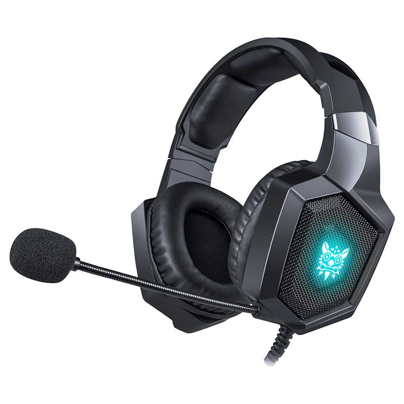 Gaming Headphones And Microphone