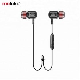 Freesolo Moloke Bluetooth Sport Earphone - S8 - Black