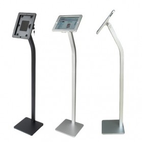 POSA Display Stand Tablet + Security Lock for iPad 9.7 Inch - IPS002F - Black - 4