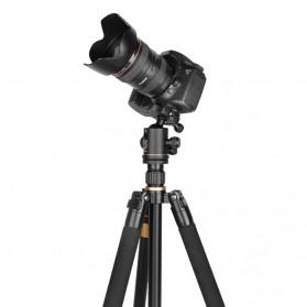 Zomei Multifunction Professional DSLR Tripod + Monopod - Q222 - Black - 2