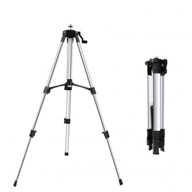 MILIBOE Tripod Profesional untuk Kamera Digital - T609 - Black