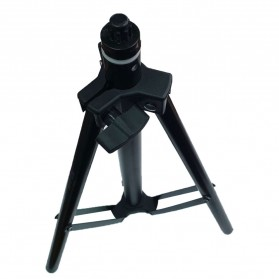 TaffSTUDIO Portable Light Stand Tripod 170cm for Studio Lighting - TB-037 - Black