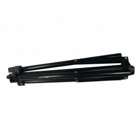 TaffSTUDIO Portable Light Stand Tripod 170cm for Studio Lighting - TB-037 - Black - 2