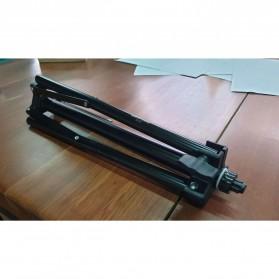 TaffSTUDIO Portable Light Stand Tripod 170cm for Studio Lighting - TB-037 - Black - 3