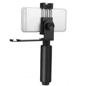 YELANGU Tripod Mount Smartphone Bracket Stabilizer - PC08 - Black - 2